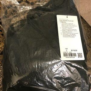 lululemon athletica Shirts - NEW Lululemon City Sweat Pullover Hoodie Thermo